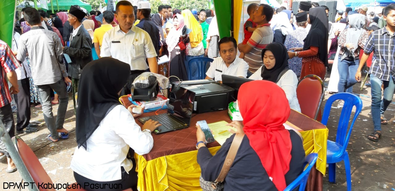 Layanan Terbaru di DPMPT Kabupaten Pasuruan | Situs Resmi ...